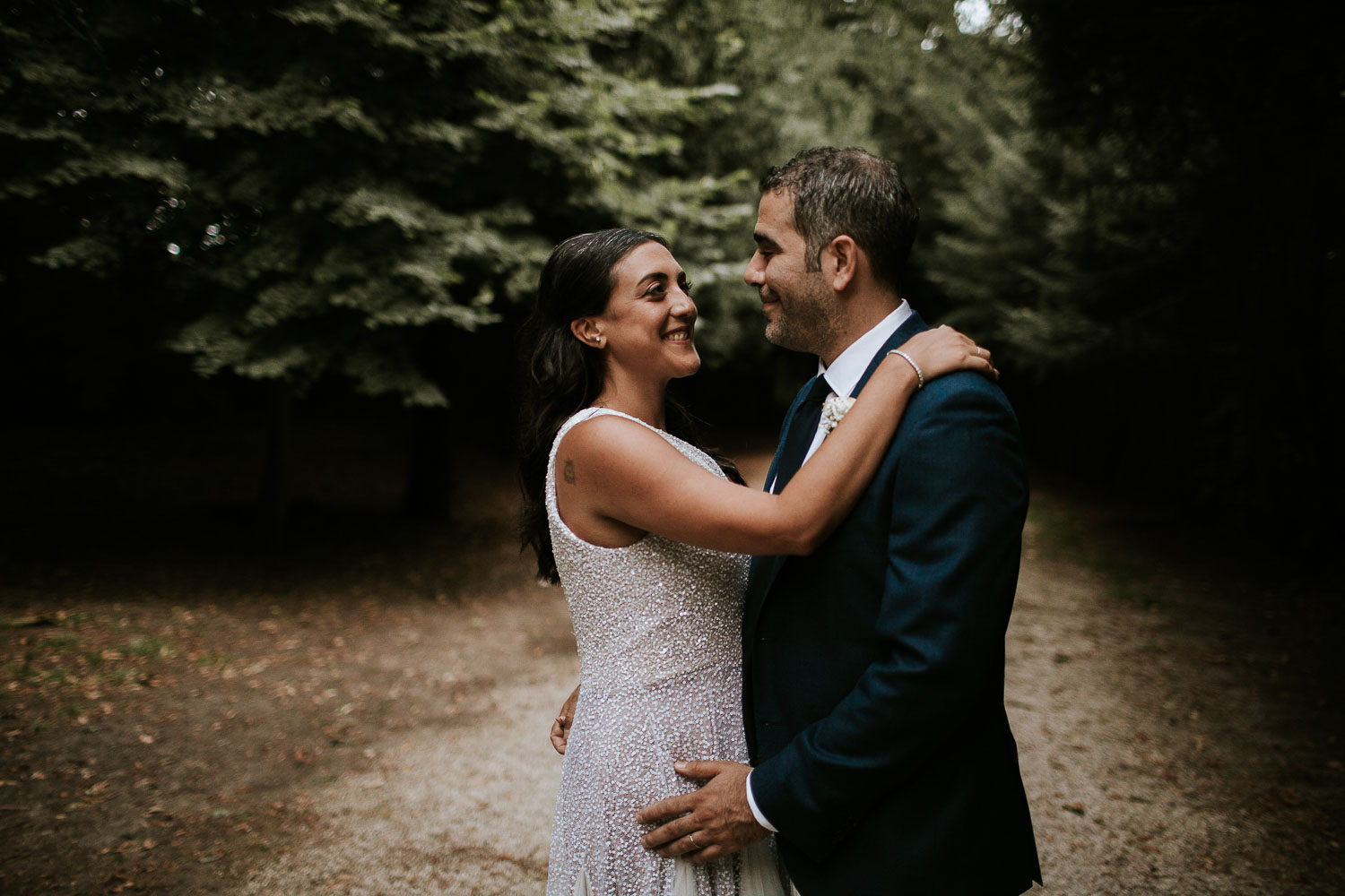 Mariage Château Bouffémont intimate wedding