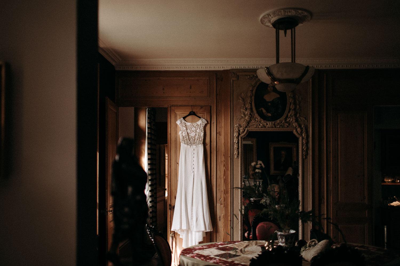 Photographe robe de mariée Rime Arodaky bohème