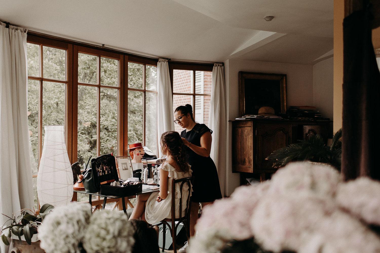Photographe mariage Amiens hortillonnages