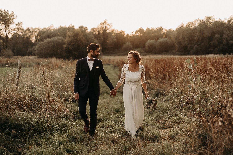 Mariage Le Thurel Baie de Somme