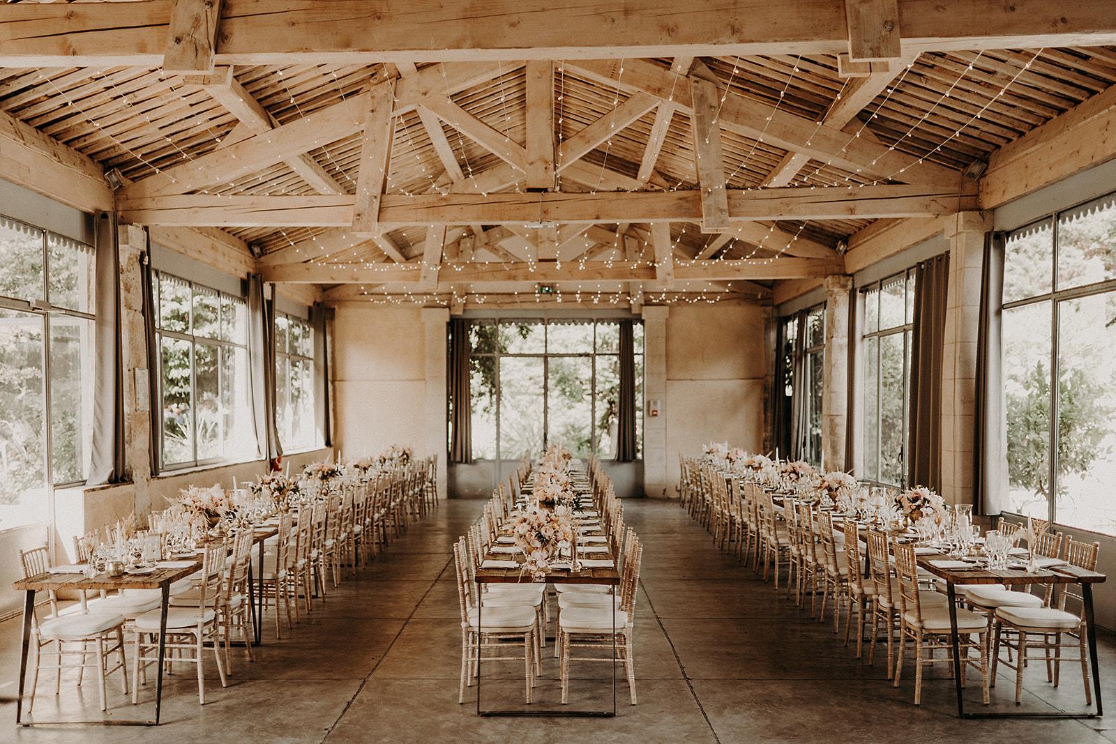 Provence Wedding - Domaine de Blanche Fleur - Camille & Fouad