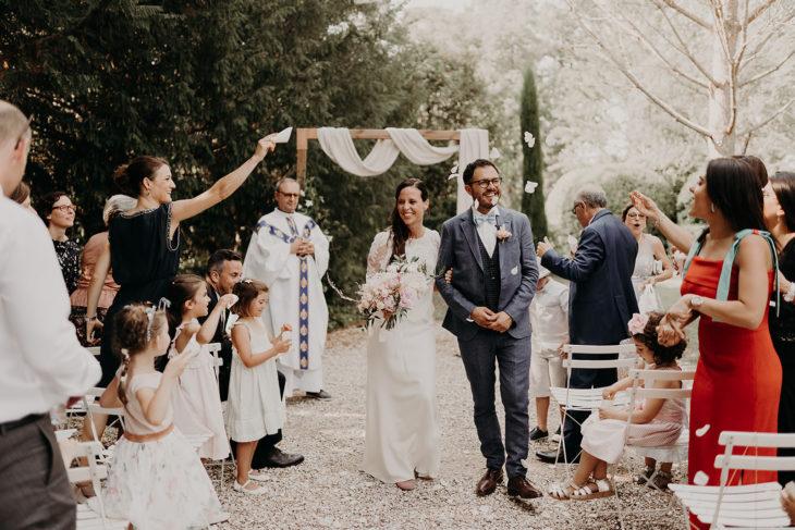 Destination wedding Provence Avignon