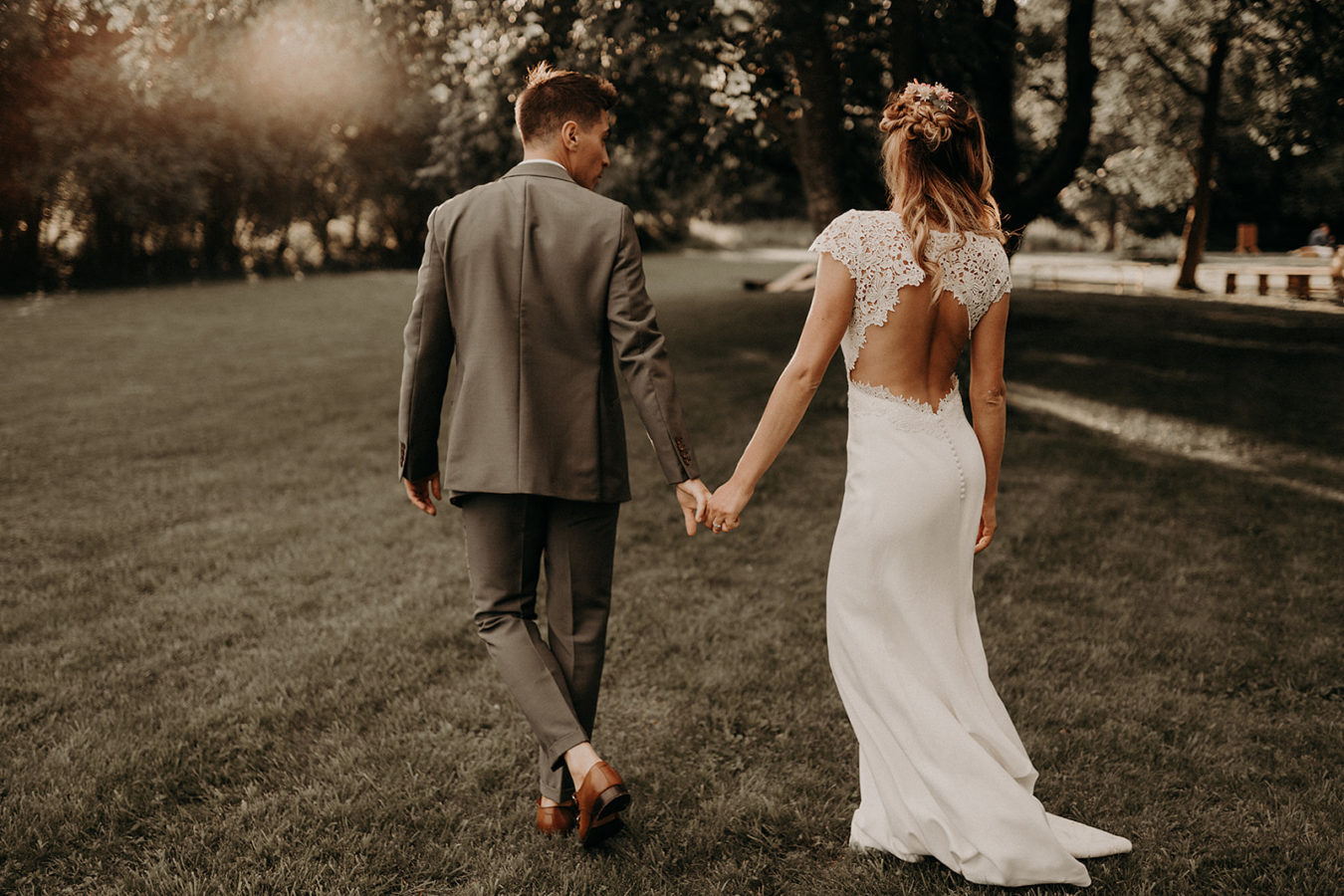 photographe mariage Provence, Rime Arodaky dress